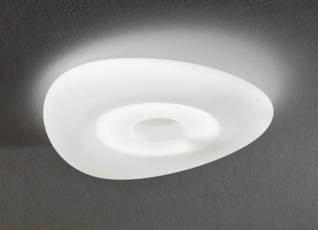 Lampade da soffitto u tecnica nella luce u led design lampade
