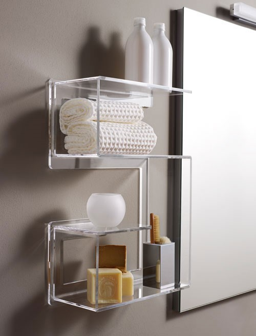 Accessori Bagno Plexiglass.Complementi D Arredo Tecnica Nella Luce Led Design Lampade