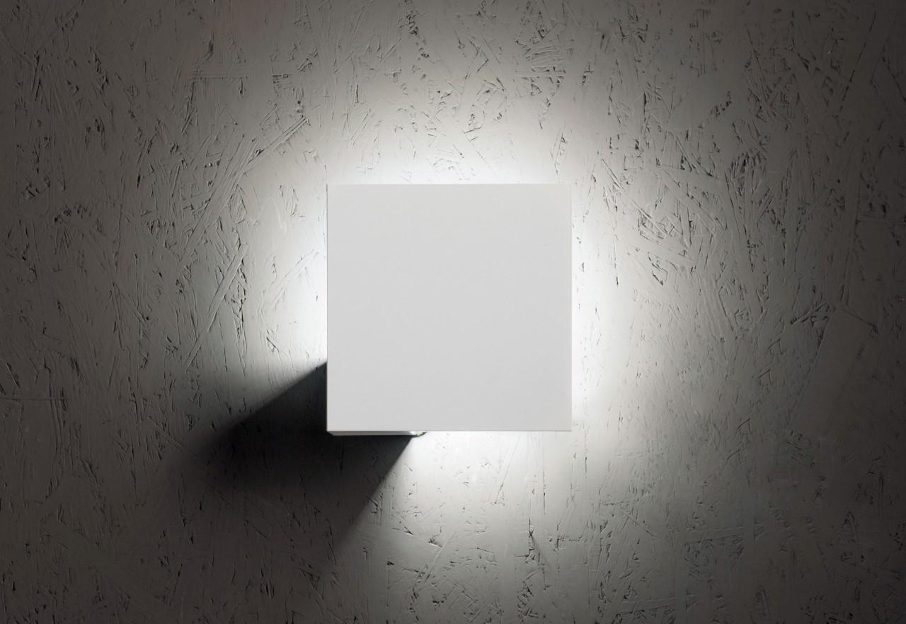 Lampade da parete u tecnica nella luce u led design lampade