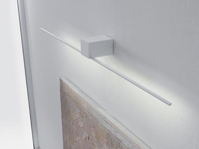 Lampade da quadro e da specchio u tecnica nella luce u led design