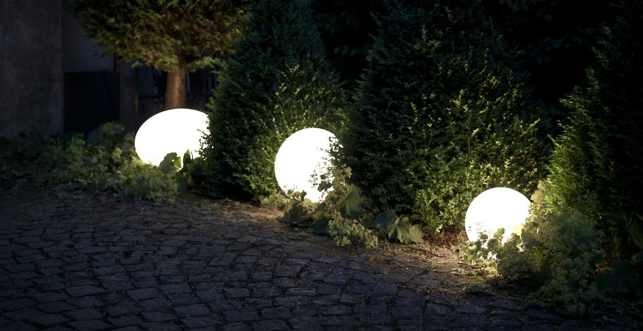 Lampade da esterno – Tecnica nella Luce – LED DESIGN & LAMPADE